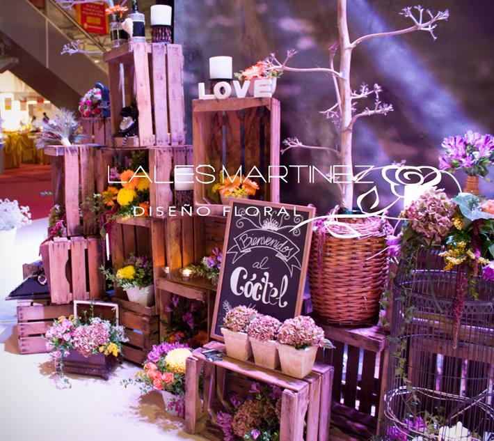 decoraciones en stand