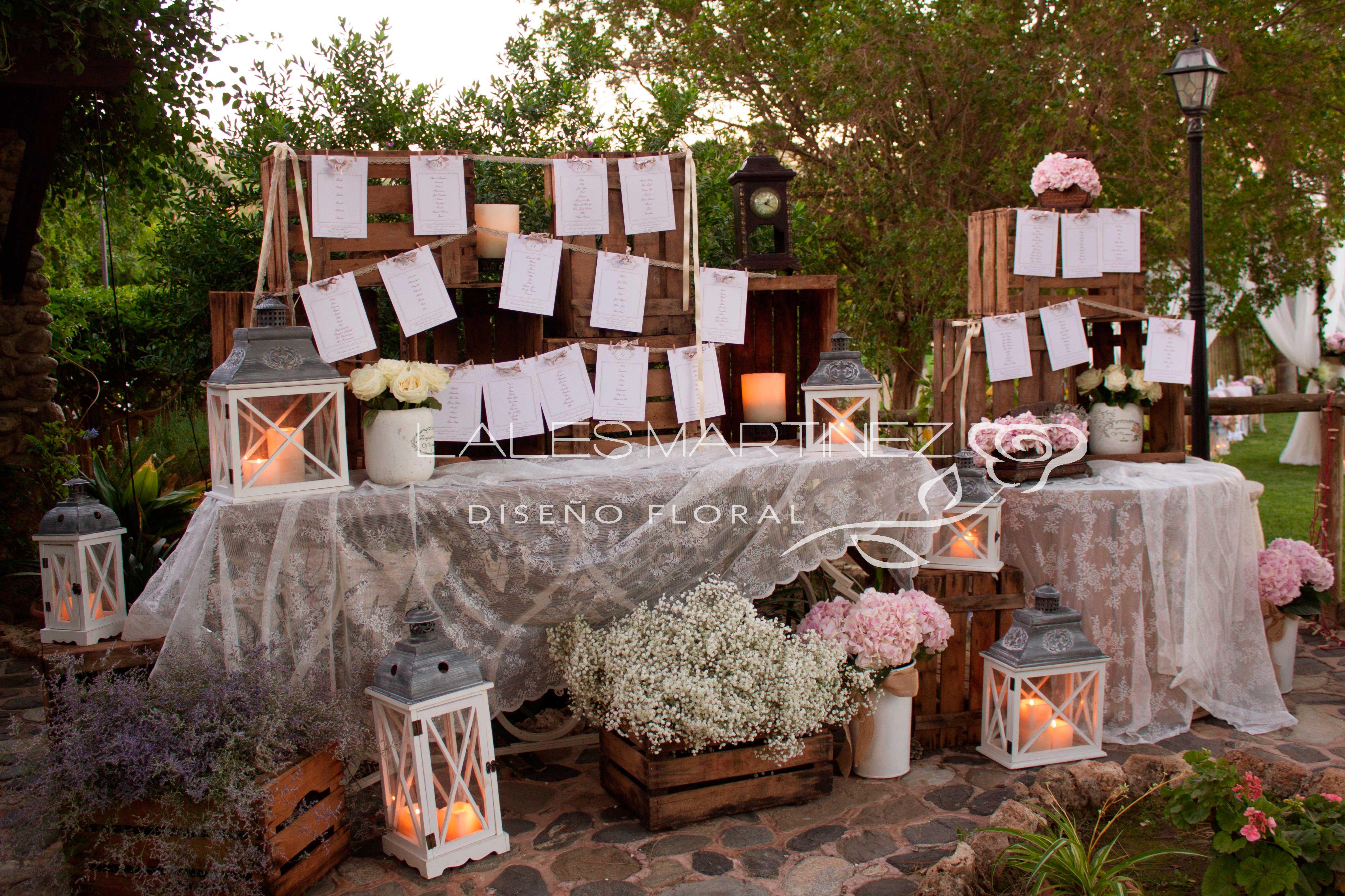 Bodas romanticas al aire libre - Casa al dia decoracion ...