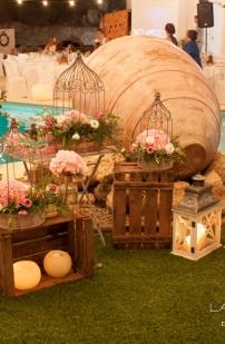 AMOR EN EL CAMPO. Decoración de boda en Uleila del Campo (Almería)