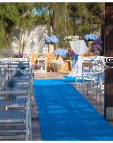 Una ceremonia con plan B en el Hotel Barceló Cabo de Gata (Almería)