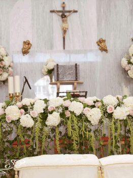 Altar Romántico. IGLESIA DE ANTAS