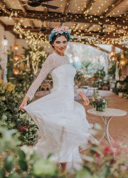 Decoración de boda en La Fábrica de los Genoveses